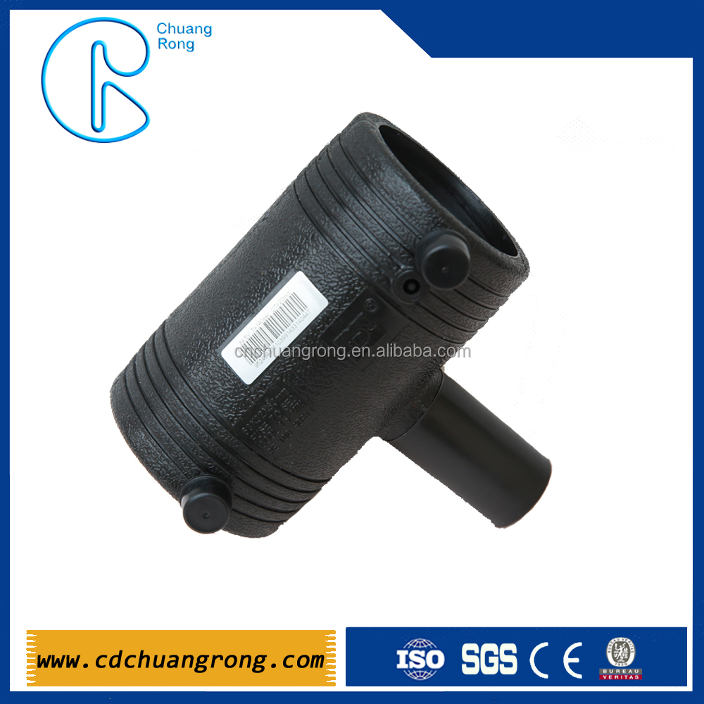 Pe poly electrofusion hdpe saddle tee buy