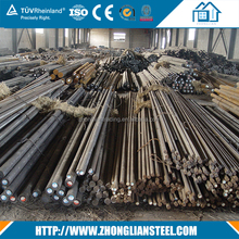 sae 1020 20mncr5 42crmo4 alloy steel round bars for construction