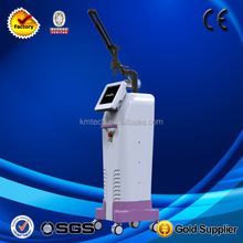 High quality RF Drive CO2 Fractional Laser Machine Eliminate wrinkles/firming skin/vaginal tighten for sale