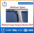 Medical Orthopedic Large Torque Electric Drill , Orthopedic Saw , Drilling Tools
