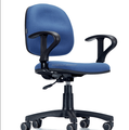 standard business office chair but add Memory foam gel in the back and butt support OEM