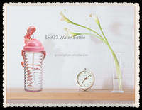 plastic cup with straw , plastic sport bottle with straw , water bottle with straw trade assurance