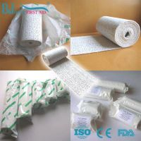 Manufacturer wholesaler gypsona pop plaster bandage veriety sizes for choose