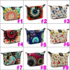 Wholesale Stock Small Polyester Cosmetic Bag