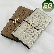 ladies beautiful wallets matching clutch wallet mature women purse W6057