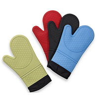 Best Silicone Oven Mitt Protection With