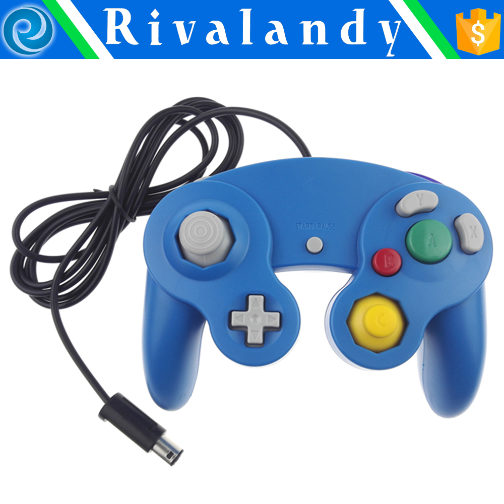 high quality For nintendo gamecube ngc wired controller
