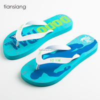 New style eva beach men s slippers sandals