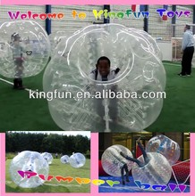 bubble ball suit/body bumper soccer bubble