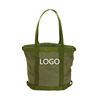 Designed Durable Fashionable Foldable Ladies Large Shopping Tote Bags