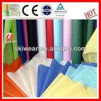 recyclable dampproof spunlace nonwoven fabric for air filter