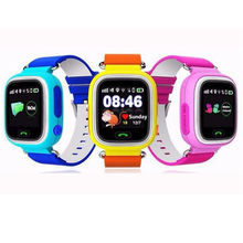 GPS Tracker Smart Watch Baby Watch with Wifi Touch Screen SOS Call Location Kid Safe