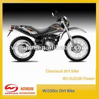 WJ150 Dirt Bike/Chopper with 125cc WJ-SUZUKI Engine