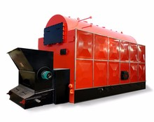 Best Service Automatic Wood Burning Fired Steam Generator Boiler