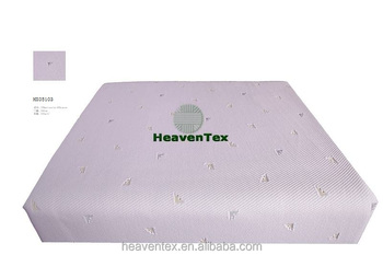 HX05103 Rayon / Polyester Knitted Mattress Fabric