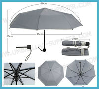 Newly Three Folding Mini Sex Beautiful Girl Picutre Full Body Umbrella