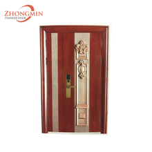 Stainless Casement Door Steel Security Entry
