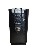 High Quality! Two way radio Leather Case for different radio walkie talkie case