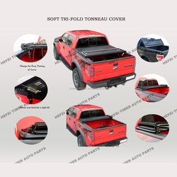 auto accessories truck bed cover for Toyota Tacoma TRD SHOTR double cab 2016