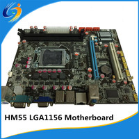 best price HM55 LGA1156 DDR3 Ram supported motherboard for pc