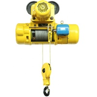 CD Model wire rope electric hoist