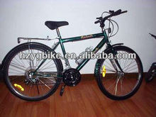 26'' Wheel size Mountain Bike Type mountain bicycle