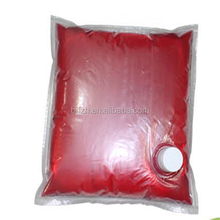 1-25L Food grade cooking oil bag in box/bib bag/oil packaging