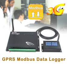 gsx8-ms Data Logger with RS485 Modbus GPRS temperature humidity transmitter