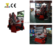 Excited car racing 7d 9d dynamic racing car equipment