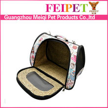 various unique pet display cage dog folding travel carrier