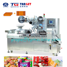 Automatic Pillow Candy Packing Wrapping Machine