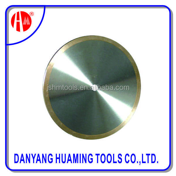 Manufacturer power tools and functions diamond cutting disc for cutting tile and marble