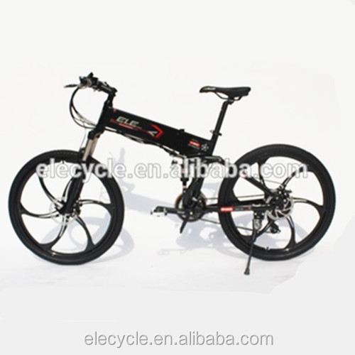 Alloy 26Inch 7 Speeds Fat Tyre Electric Mountain Bike Chopper Bicycle Beach Cruiser E Bike