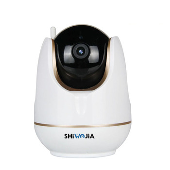 Inqmega/Shiwojia HD 1080P Smart Home Indoor Security Camera System Wireless CCTV IP Camera with Two Way Audio