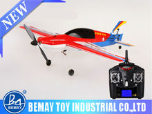 New F939 rtf airplane 4ch 3d rc airplane glider plane toy for sale
