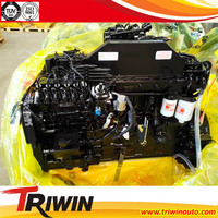 DCEC Genuine parts 6BT 210HP Diesel engine assembly wholesale price high quality used diesel engine