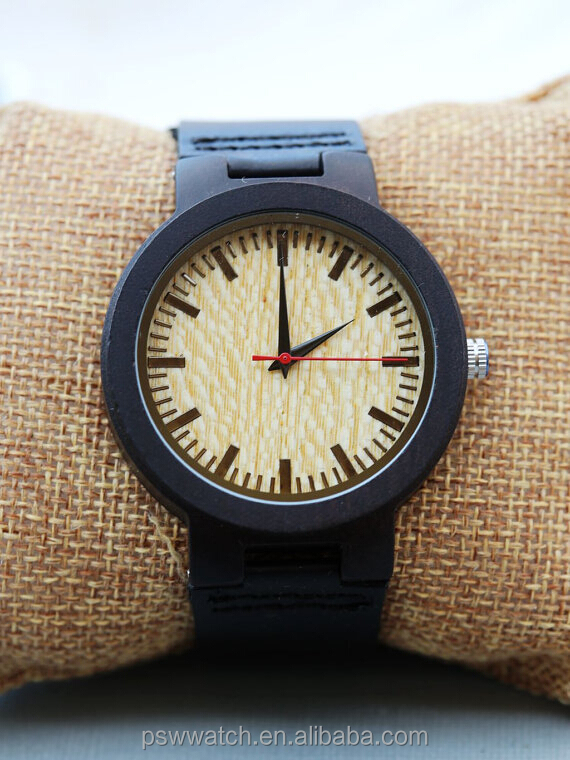 fancy oil prayed custom wood watches wholesale 2016