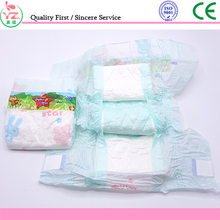 2016 Explosion models sold Hot Sale Disposable Baby Diapers in china manufaturer