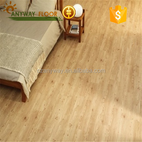 PVC vinyl flooring for bus or train