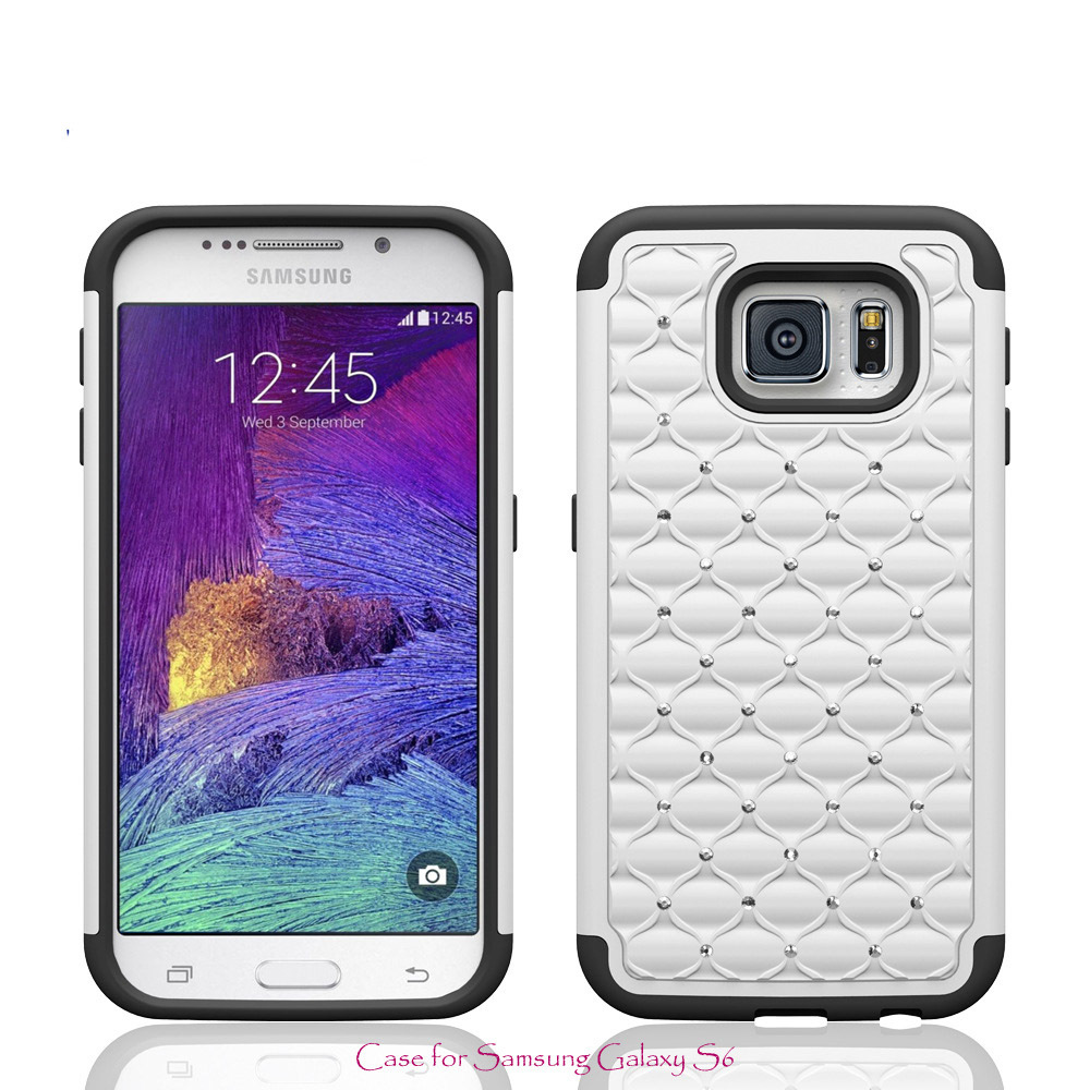 High Quality Mobile Phone 2 In 1 Combo Cover For Samsung S2 9100