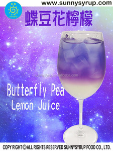 Butterfly pea drink ingredient 2016