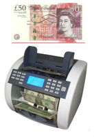 GBP British Pound / note counting machine / leader of the counters' line / Best price !!