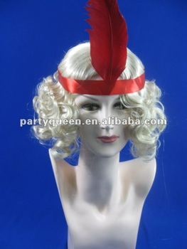 COLORFUL Party Wigs P-W067