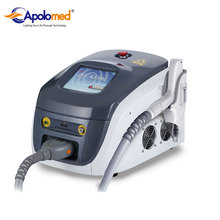 FDA approved laser tattoo removal Nd YAG lasers beauty machine
