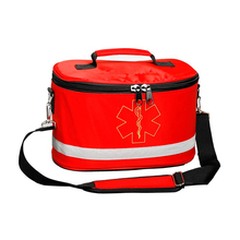eva private trauma label resuscitation medical empty emergency travel sports first aid kit supply survival bag