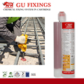 Two compound epoxy chemical anchor for concrete injection-type adhesive