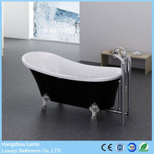 Cheap Prices Black Clawfoot Bath Tub