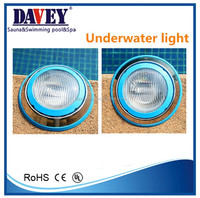 Stainless steel waterproof led swimming pool light led multi color led swiming pool light