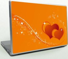 Full-cover Vinyl Art Skin Decal Label Sticker Cover for Apple MacBook Air 13.3 inch label