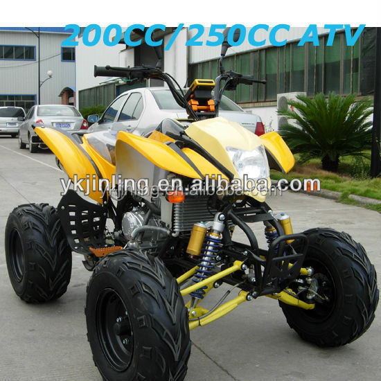 Hot Sale 4x4 UTV Sporty Racing ATV From China